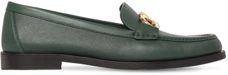 Salvatore Ferragamo 20mm Rolo Leather Loafers