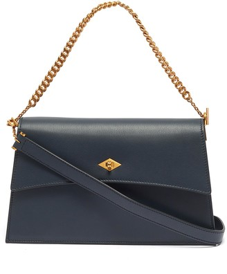 Métier 'Roma' small leather shoulder bag