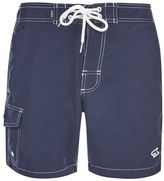 Burton Mens Navy Board Swim Shorts