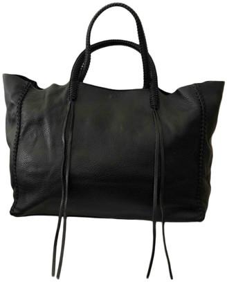 Callista Crafts Black Leather Handbags