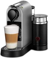 Nespresso by Breville CitiZ & Milk Silver Bundle