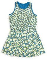 Stella McCartney Toddler's, Little Girl's & Girl's Mimosa Daisy Printed Organic Cotton Racerback Dress