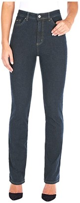 FDJ French Dressing Jeans Petite Classic Denim Suzanne Straight Leg in Midnight (Midnight) Women's Jeans