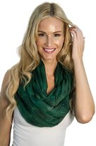 Infinity Women's Fashion Style Multi-color All Season Infitiny Scarfs