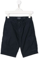 Woolrich Kids slim shorts