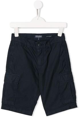 Woolrich Kids Slim Shorts