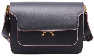 Marni Mini Trunk leather bag