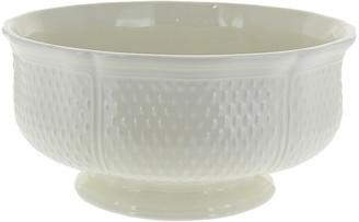 """Gien Pont Aux Choux Serving Bowl - White 8"""""""