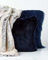 Sabira Arctic Luxe Faux-Fur Throw