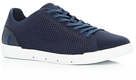 Swims Men's Breeze Waterproof Knit Low-Top Sneakers