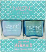 Nails Inc. nails inc. Trend Duo Self-Made Mermaid Nail Polish Duo 2 x 14ml