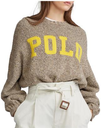 Polo Ralph Lauren Polo Wool-Blend Sweater