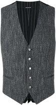 Tagliatore Brian waistcoat - men - Cotton/Acrylic/Polyamide/Lyocell - 52
