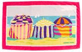 Hermes Printed Beach Towel