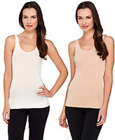 Jockey Total Top Seamless Tank Set of 2
