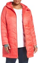 Columbia 'Mighty Lite' Hooded Jacket (Plus Size)