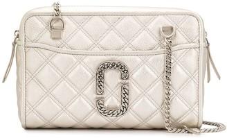 Marc Jacobs Quilted Snapshot Shoulder Bag