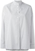 Each X Other poncho cut shirt