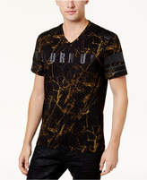 INC International Concepts Men's Marble Graphic-Print T-Shirt, Created for Macy's