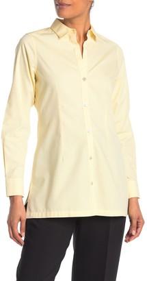 Foxcroft Harlow Non Iron Pin Point Shirt