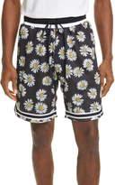 John Elliott Game Daisy Mesh Shorts