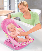 Summer Infant Circle Daisy Mother's Touch® Deluxe Baby Bather