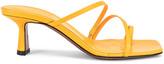 Neous Erandra Sandal in Mustard | FWRD