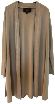 Fendi Beige Knitwear for Women