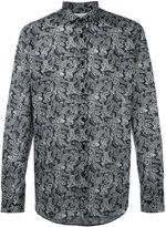 Saint Laurent paisley patterned shirt - men - Cotton - 40