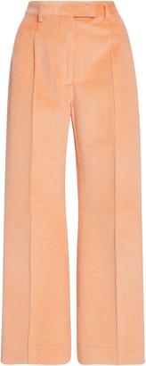 Acne Studios Patrina Corduroy Wide-Leg Pants