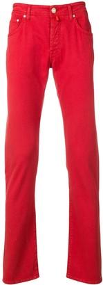 Jacob Cohen plain jeans