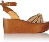Etoile Isabel Marant WOMEN'S KIA PLATFORM WEDGE SANDALS
