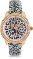 Just Cavalli Leopard 3H Women's Watch