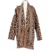 Alanui Camel Cashmere Knitwear
