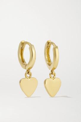 Jennifer Meyer 18-karat Gold Hoop Earrings