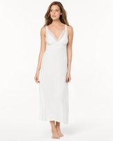 Soma Intimates Pure Romance Nightgown Ivory