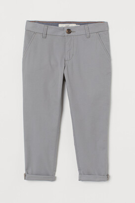 H&M Cotton Chinos