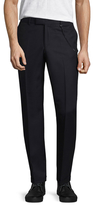 The Kooples Wool Tonal Dress Pants