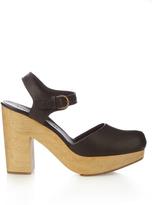 Rachel Comey Dekalb leather platform sandals
