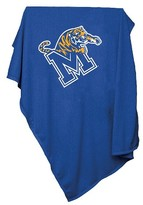 NCAA Memphis Tigers Sweatshirt Blanket