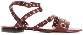 Tila March Monica flat sandals