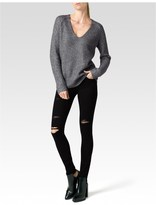 Paige Richelle Sweater - Grey/Silver