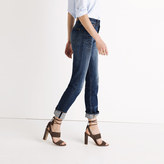 Madewell Rivet & Thread Selvedge Straight Jeans
