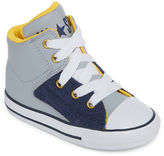Converse Chuck Taylor All Star High Street Varsity Boys Sneakers - Toddler