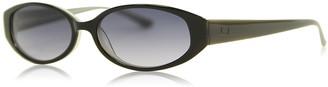 Adolfo Dominguez 15055-513 Sunglasses 50 mm Black