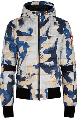 Canada Goose Cabri printed quilted shell jacket