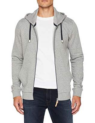 Esprit Men's 029ee2j014 Sweatshirt, (Medium Grey 035), X-Large