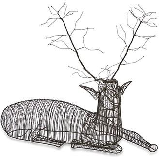 Nkuku Bassam Lying Reindeer