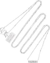 VANRYCKE Medellin 18K White Gold Diamond Necklace