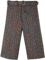 Missoni woven bermuda shorts - men - Cotton/Polyester/Wool - 48